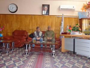 University Balkh - President Alkozai