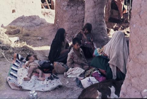 Direkte finanzielle Unterstützung für Afghanische Witwen und Waisen