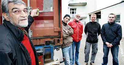 Pressebild Dr. Zulfacar, Quelle: Lippische Landeszeitung